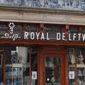 Royal Delft Ware shop at the market square - WhatsApp Experience