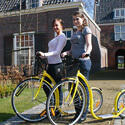 Kick-bikes - Roll your way through Delft